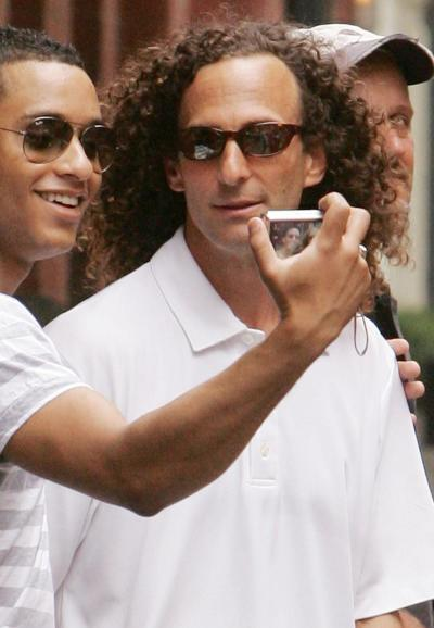 Kenny G PIC