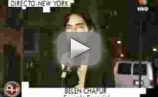 Maria Belen Chapur Video