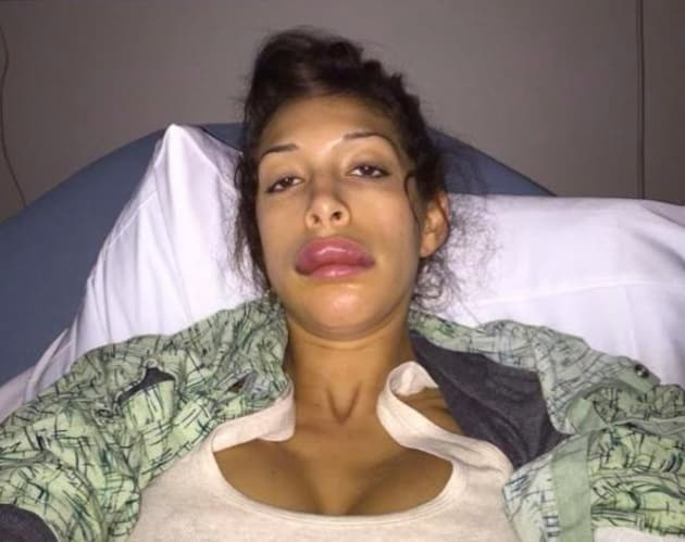 29 Most Cringe-Worthy Farrah Abraham Pics Of All Time - The Hollywood Gossip-3401
