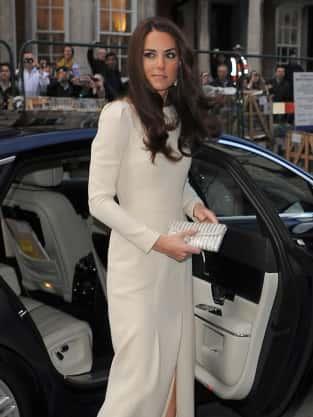Kate Middleton, Roland Mouret Gown