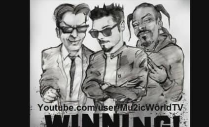 Charlie Sheen and Snoop Dogg: WINNING!