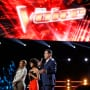 Ayanna Joni, Lynnea Moorer on The Voice