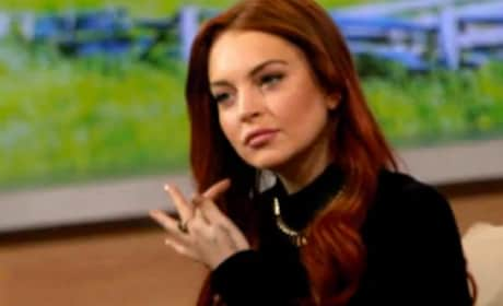 Lindsay Lohan Miscarriage: Who Was the Daddy?