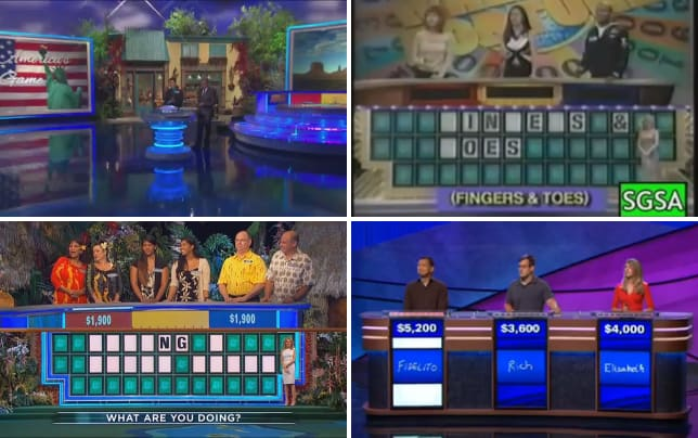 Wheel of fortune bonus round solve amazing