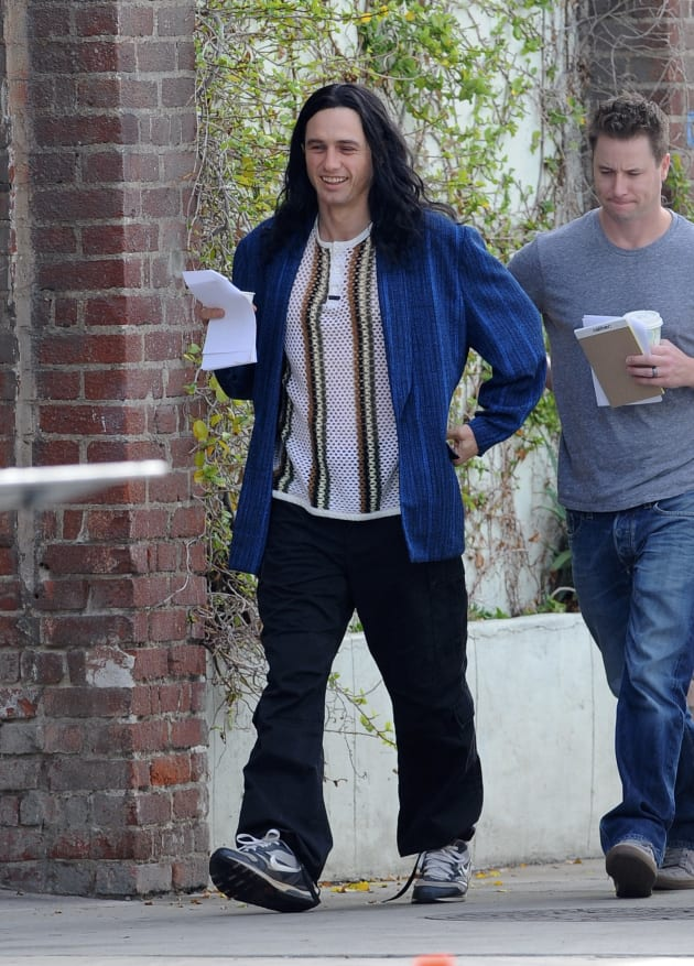 Street Fashion Tommy Wiseau