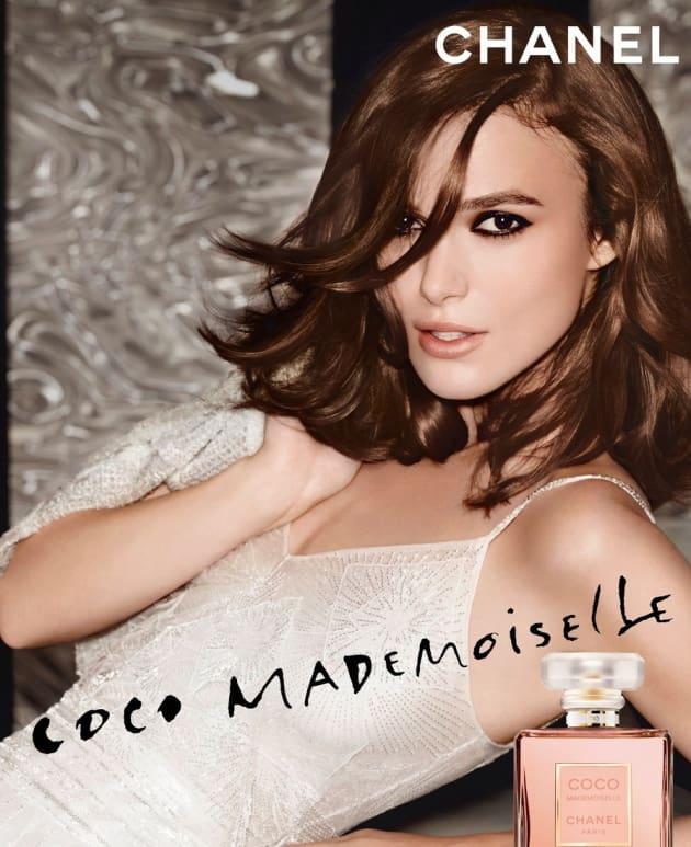 Keira Knightley Chanel Ad