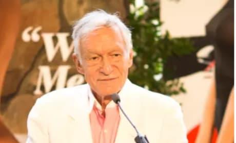Hugh Hefner Dead at 91: Celebrities React