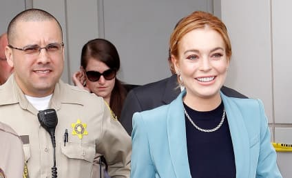 Lindsay Lohan Accused of Nightclub Fisticuffs
