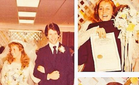 Jim Bob and Michelle Duggar Wedding Pics