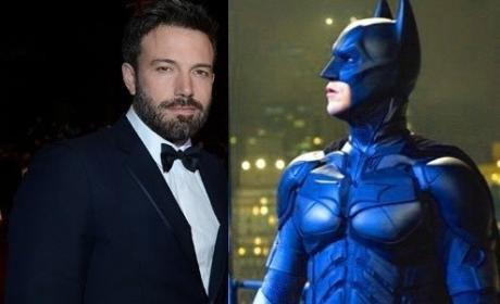 Ben Affleck Batman Casting: Confirmed!