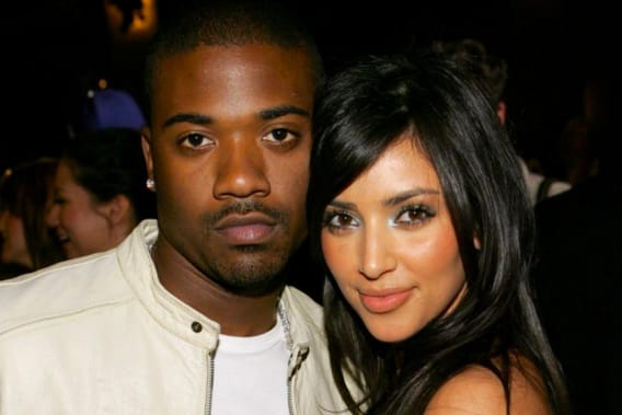 Kim and Ray J