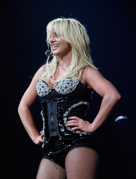 Britney Spears' Body