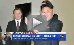 Dennis Rodman on Kim Jong-Un, Otto Warmbier