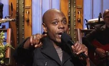 Dave Chappelle Plays Host