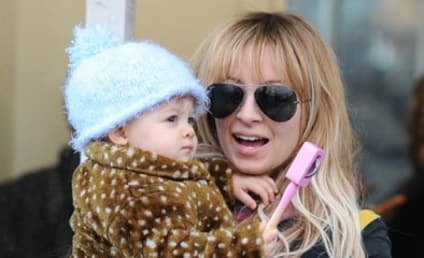 Harlow Madden, Nicole Richie Pose For Magazine Cover