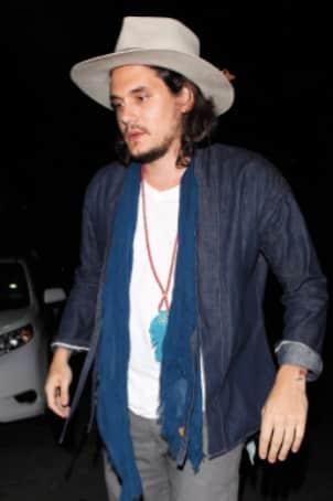 John Mayer Fashion