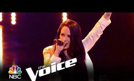 Kat Perkins: Magic Man (The Voice Top 12)