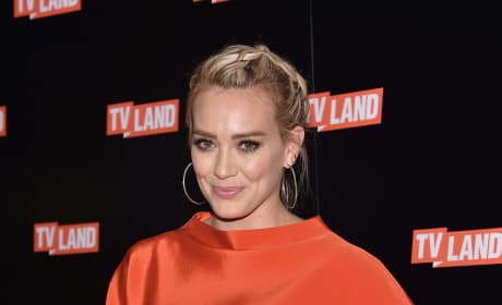 Hilary Duff: 2016 Viacom Kids and Family Group Upfront
