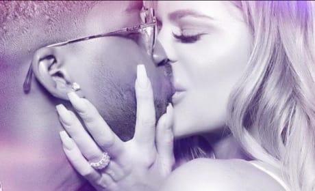 A Khloe Kardashian Kiss