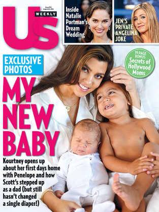 Kourtney Kardashian, Daughter