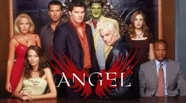 Angel season 5 promo photo