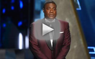 Tracy Morgan Makes Surprise, Emotional Speech at 2015 Emmys