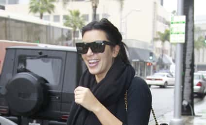 Kim Kardashian Pregnant? Nope, Just Sick! (UPDATED)