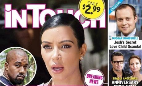 Pregnant Kim Kardashian So Betrayed