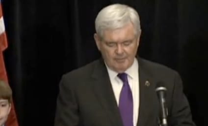 Newt Gingrich Drops Out of Presidential Race