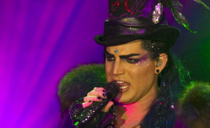 Adam Lambert to Share True Hollywood Story on E!