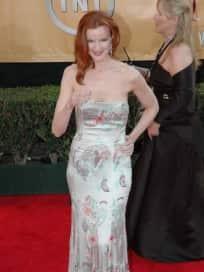 Marcia Cross Short Red Hair
