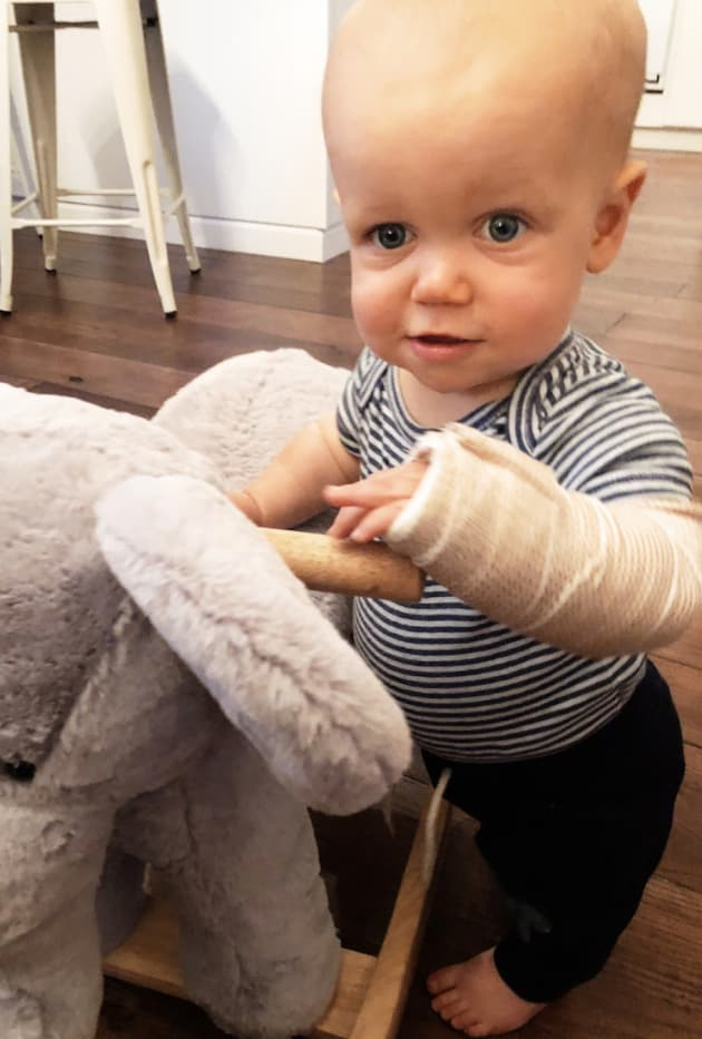 Jackson on the Mend
