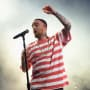 Mac Miller on Stage