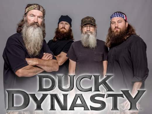 Duck Dynasty Promo Photo