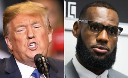 Donald Trump Tries to Dunk on LeBron James, Calls Him Stupid