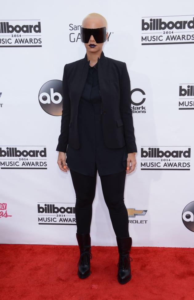 Amber Rose at the Billboard Music Awards