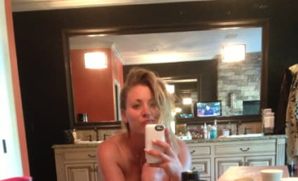 Kaley Cuoco Nude Photo Leaks; Who Will 4Chan Hacker Hit Next?!