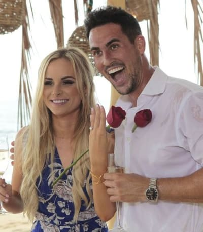 Josh Murray and Ashley Stanton: In Love!