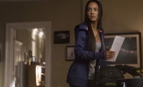 Sarah Salvatore Is Back on The Vampire Diaries Season 8 Episode 2