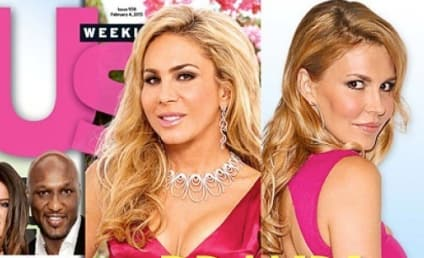 Adrienne Maloof: Brandi Glanville Tried to RUIN My Family!