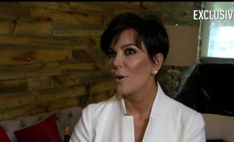 Kris Jenner Talks Kimye