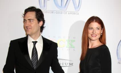 Debra Messing and Daniel Zelman: It's Over