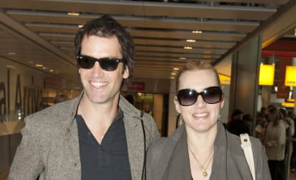 Kate Winslet and Ned Rocknroll: Married!