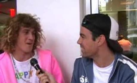 Tyler Atkins Interview