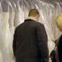 June shannon and geno doak look at wedding dresses on from not t