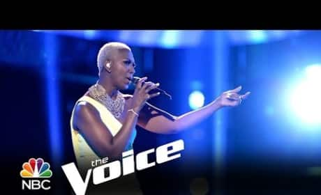 Sisaundra Lewis - River Deep, Mountain High (The Voice)