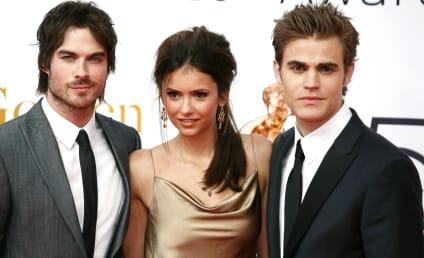 Ian Somerhalder: It's Nina Dobrev's Fault The Vampire Diaries Faces Cancellation!