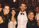 Michael Phelps & Nicole Johnson Celebrate Wedding With New Year's Bash!