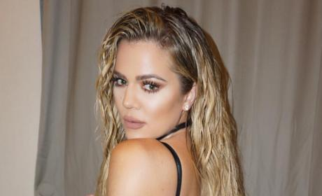 Khloe Kardashian Weight Loss Photo