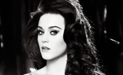 Katy Perry Photos: Old Hollywood Glamour